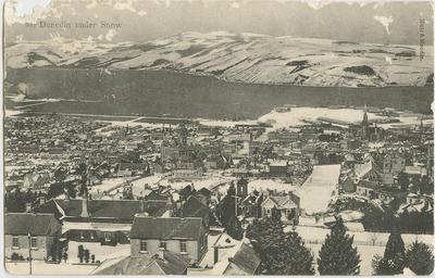 Postcard to Louis Hay, Xmas 1905