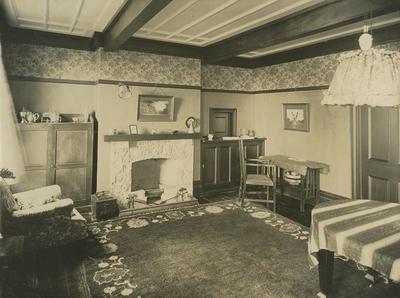 Unidentified house interior