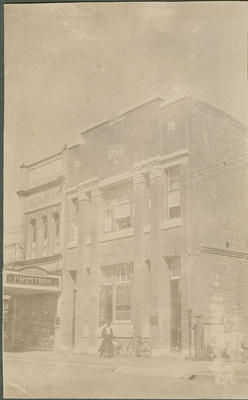 Cotterill and Humphries building, Hastings