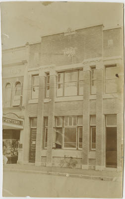 Cotterill and Humphries building, Hastings; 2019/23/43/59