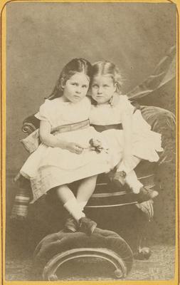 Anna and Emily Spencer