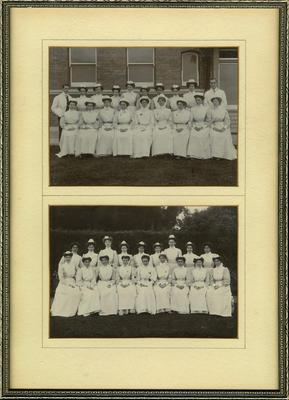 Napier Hospital nurses