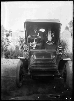 Early car