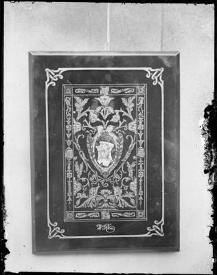 W. Ross plaque