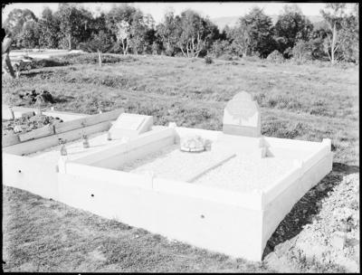 Grave of Elizabeth Christensen