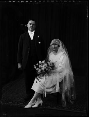 Mr and Mrs Galbraith