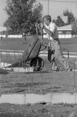 Napier builder, Jeff Morrison