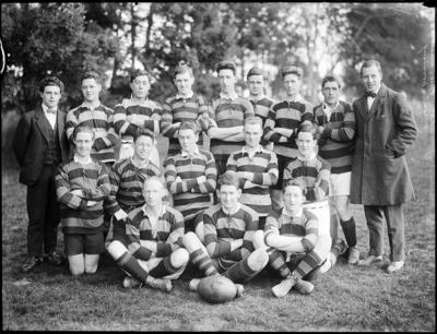 Hastings Junior rugby team