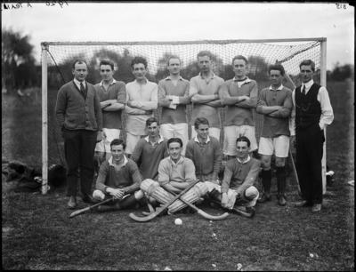 St Matthew's hockey club A team