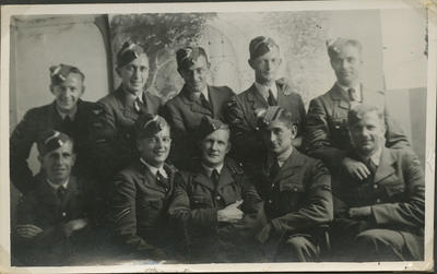 RNZAF group portrait