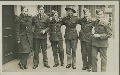 Six servicemen
