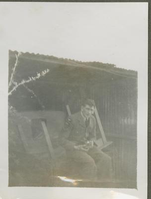 RNZAF serviceman