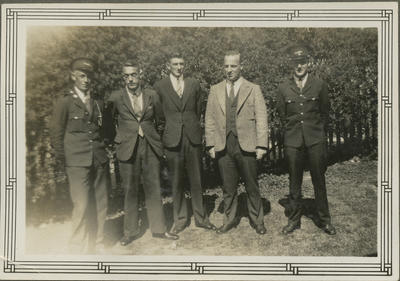 Percy Hamlin and others