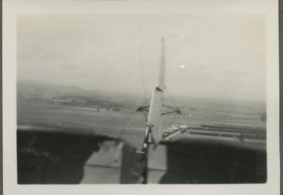 View from aircraft