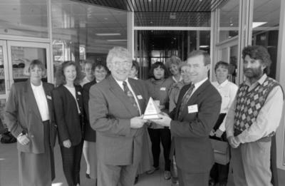 Dick Johnstone and Roger Maxwell, Hawke's Bay Quality Award