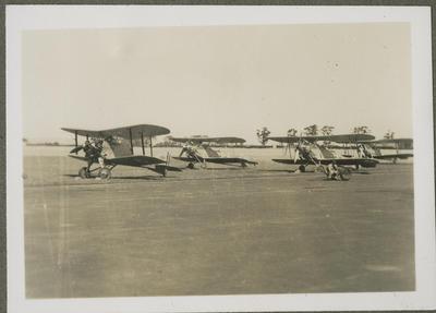Four aircraft
