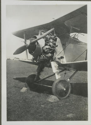 Aircraft, possibly Blackburn Baffin