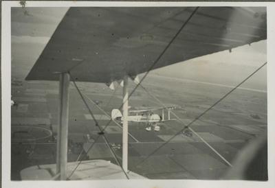 Vickers Vildebeest aircraft in flight