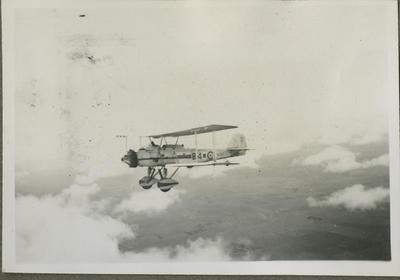 Vickers Vildebeest NZ107 aeroplane