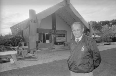 Ngahiwi Tangaere, Te Aute College Meeting House