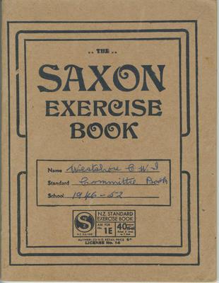 Minute book, Westshore CWI, 1946-1952; Westshore Women's Institute; 2020/45/2