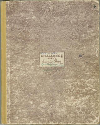 Minute book, Westshore CWI, 1955-1961; Westshore Women's Institute; 2020/45/7