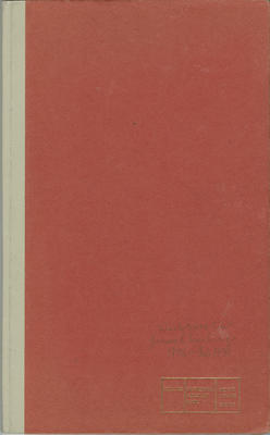 Minute book, Westshore CWI, 1974-1981; Westshore Women's Institute; 2020/45/10