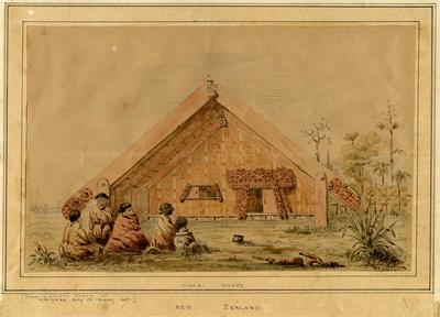 Maori Whare