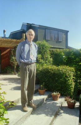 Architect, Peter Holland