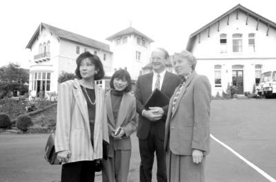 Iona College principal Joan Murray