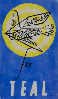 Fly Teal; Carpay, Franciscus Hubertus Johannes; 2000/20/104