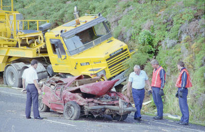 Police Appeal for Witnesses to Fatal Crash north of Te Pohue