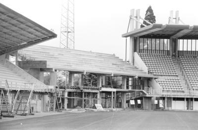 Chapman Pavilion at Napier's McLean Park