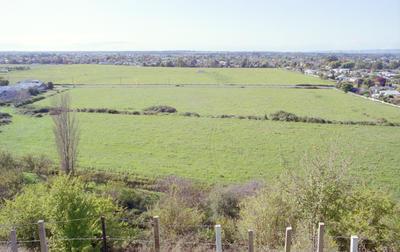 New subdivision in Church Road, Taradale