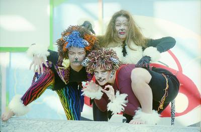 Rachelle Tomlin, Siobhan Murphy and Sally Patrick