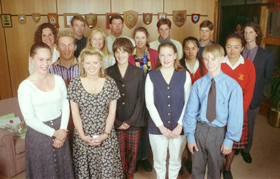 Napier's young achievers