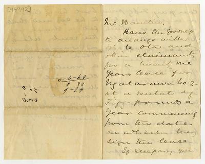 Collection of Hawke's Bay Museums Trust, Ruawharo Tā-ū-rangi, [95992](1)