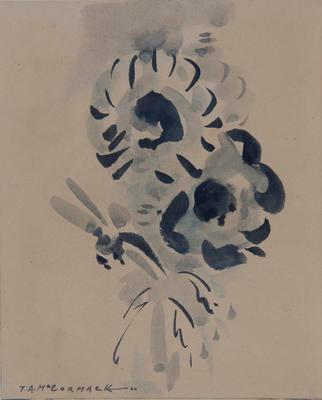 Flower Piece; McCormack, Thomas Arthur; 70/59