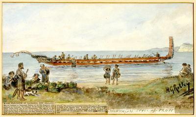 Collection of Hawke's Bay Museums Trust, Ruawharo Tā-ū-rangi, [33528]