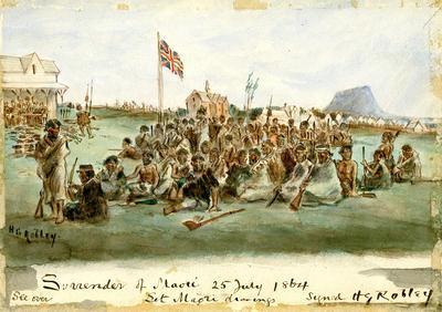 Collection of Hawke's Bay Museums Trust, Ruawharo Tā-ū-rangi, MMC804