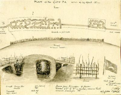 Collection of Hawke's Bay Museums Trust, Ruawharo Tā-ū-rangi, MMC156