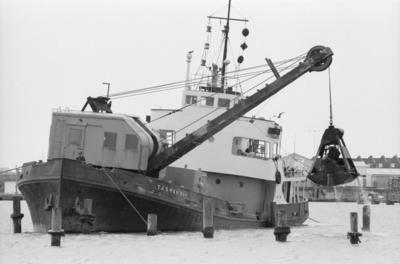 Maritime Dredging craft Tasman Bay