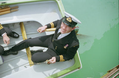 Lieutenant Commander Gordon Craig