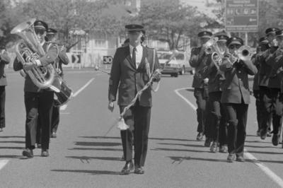 The Port of Napier City Brass Band