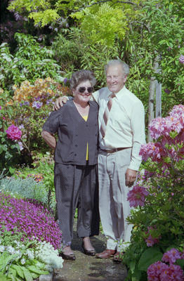 Norma and Alan Dickey
