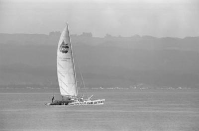 Super catamaran Enza