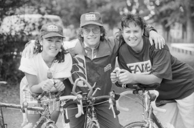 Tania Duff,  Ray Columbus and Ana Noovao