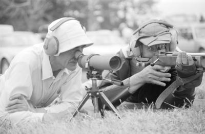 Martin Catley and Tony Loughnan