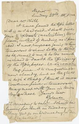 Collection of Hawke's Bay Museums Trust, Ruawharo Tā-ū-rangi, m58/50