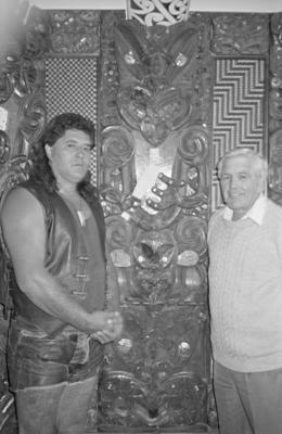 Collection of Hawke's Bay Museums Trust, Ruawharo Tā-ū-rangi, A/1993/11/22